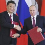 Russia, China Sets Up $10B Fund To Support One Belt One Road
