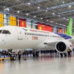 China Tech Digest: C919 Aims Delivery Within Year; Chip Shortage Hit Phone Makers