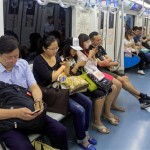 The Line's Not Dead As China's Phone Shipments Top 518 Million