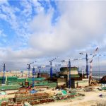 China's Hualong One Nuclear Reactor Containment Dome Nears Completion