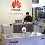 China's Huawei Operating Revenue Up 40% In H1 2016