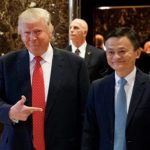 Alibaba's Jack Ma Pledges One Million US Jobs In Meeting With Trump