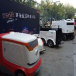 JD.Com Launches Robot Delivery Services In Chinese Universities