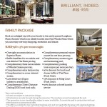 Langham Place Xiamen Family Package
