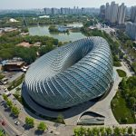 Check Out The Coolest Tech Company Headquarters In China