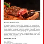 Shanghai Meal Deal: The Curing Chamber at Radisson Blu Pudong