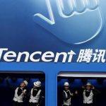 China Tech Digest: Tencent Market Value Near $1 Trillion