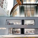 Valentino Opens New Flagship Store In Hong Kong