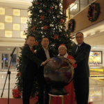 Christmas Tree Event In Shanghai Connects Community With Business
